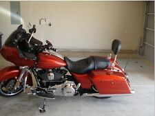 Detachable Backrest sissy bar Harley Davidson Touring 2009 and up 1s