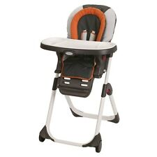 Graco DuoDiner LX 3-in-1 Highchair with Six Height Positions (Tangerine)