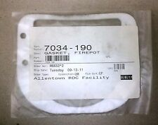 7034-190 Firepot gasket for Quadra-Fire Mt Vernon AE and Edge 60 fireplace