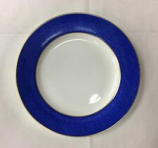 "SPODE ""SUTTON GEORGIAN BLUE"" SALAD PLATE 8"" BONE CHINA NEW MADE IN ENGLAND"