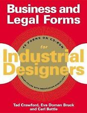 Business and Legal Forms for Industrial Designers (Business and Legal Forms)