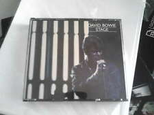 DAVID BOWIE STAGE - 1991 US RYKO - RARE