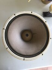 "Pioneer PW-302A 12"" Alnico Magnet Woofer Pulled From Pioneer CS A31 Speakers"