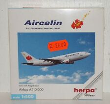 Herpa Wings Aircalin Airbus A310-300 mit Registration 1:500 501101