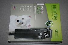 Andis 22215 AG2 ProClip 2-speed Clipper NEW