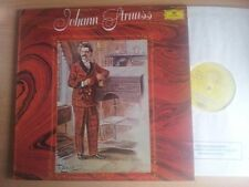 Karl Bohm - Karajan - The Immortal Johann Strauss LP 2563 414 DGG