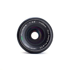 Fujinon-W EBC 35mm f/2.8 Manual Prime Lens M42-Screw Mount