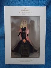 2012 Hallmark Silkstone Barbie Collector Club Stunning in the Spotlight Ornament