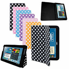 """Samsung Galaxy Tab 2 10.1"""" Inch P5100 / P5110 PU Leather Smart Stand Case Cover"""