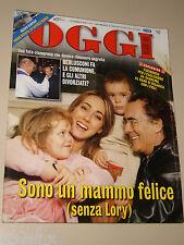 OGGI=2006/4=AL BANO=CRISTEL CARRISI=DIEGO ABATANTUONO=ROMINA MONDELLO=BETTARINI=