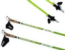 Nordic Walking Bastoni SWIX CT4 Twist/Go 110 cm fare clic loop Coppia VERDE