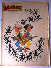 PIF Vaillant n°626 du 12/5/1957; Les chats-Huants/ pension Radicelle/ P'tit Joe