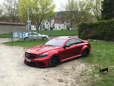 MERCEDES-BENZ CL W216 - FULL BODY KIT BLACK SERIES