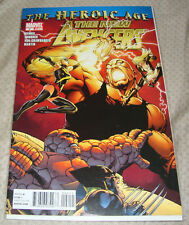 The New Avengers #2 The Heroic Age,  (2010) Marvel Comic, Luke Cage, NM