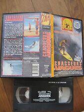 Chasseurs De Vagues de Bruce Brown, VHS Film Office, Action, RARE!!!