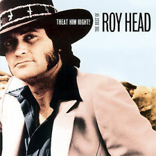 TREAT HIM RIGHT!: THE BEST OF ROY HEAD (NEW CD)