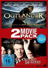 Outlander & Oxford Murders - 2 Movie Pack [2 DVDs](NEU/OVP)  Jim Caviezel,