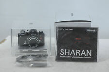 Sharan Nikon F  Subminiature Film Camera with Display Case & Box