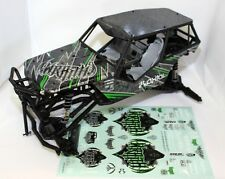 Axial 1/10 Wraith Rock Racer 4WD Complete Roller / Rolling Chassis