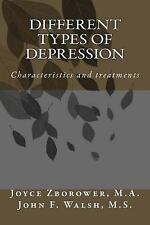 Depression Self Help: Different Types of Depression : Characteristics and...
