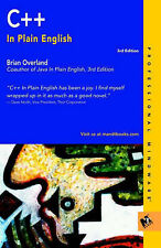 C++ in Plain English (In Plain English (IDG)), Overland, Brian, Good Condition B