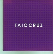(CY804) Taio Cruz, Come On Girl - 2007 DJ CD