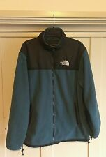 The North Face Men's Blue and Black Summit Series Fleece Jacket Windbreaker XL