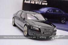 KYOSHO1:18 AUDI A8L D4 W12 6.0 black