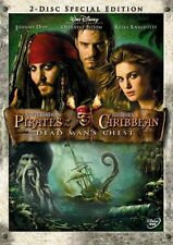 Pirates Of The Caribbean : Dead Man's Chest [DVD] [2006]  Brand new and sealed