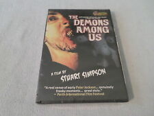 The Demons Among Us (DVD, 2008) - NATHANIEL KIWI / PETER ROBERTS - NEW