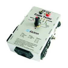 Alctron Cable Tester AL6001 Sound Audio Studio Handheld Test Battery Machine