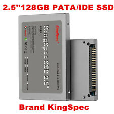 KingSpec 128GB PATA IDE 44pin Solid State Driver  SSD For HP/ IBM / DELL Laptops