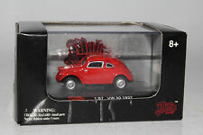 MALIBU INTERNATIONAL 1937 VOLKSWAGON VW 30 #00100, 1:87 SCALE, NIB