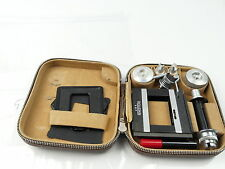 ROLLEI ROLLEIFLEX ROLLEICORD ROLLEIKIN 35MM FILM ADAPTER KIT CASED G