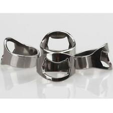 5PC Stainless Steel Finger Ring Bottle Opener Bar Beer tool Colors Silver uf