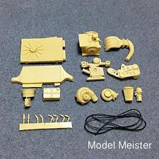 Model Meister Mazda 13B Rotary Engine 1/24 Resin Kit