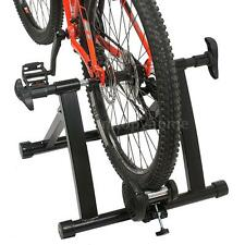 Bicycle Trainer Stationary Cycle Stand Indoor Exercise Training Fat Loss K4L7