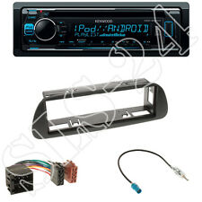 Kenwood KDC-300UV USB/CD Radio + Mercedes Sprinter W902-905 + Quadlock Adapter