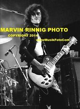 "LED ZEPPELIN PHOTO -JIMMY PAGE-1972 8x11"" RARE PHOTO-SALE- JOHN BONHAM"