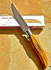 MAM Portugal knife 2010-B linerlock folder as Opinel hunting camp hiking picnic
