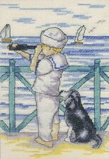 """All Our Yesterdays """"Ship Ahoy!"""" Cross Stitch Kit"""