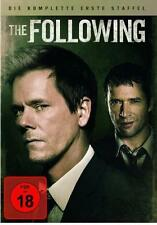 DVD - The Following - Staffel 1 (FSK 18) / #5258