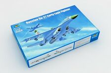 Trumpeter 1/72 01661 Russian Su-27 Early Type Fighter