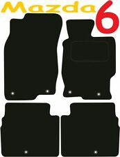 Mazda 6 Tailored car mats ** Deluxe Quality ** 2013 2012 2011 2010 2009 2008