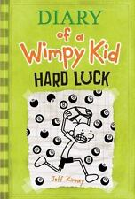 Diary of a Wimpy Kid: Hard Luck Bk. 8 by Jeff Kinney (2013, Hardcover, 8th Edit…