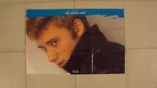 Poster horizontam Johnny Hallyday - Les années rock