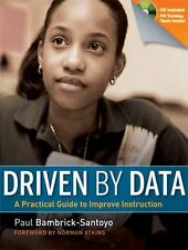 Paul Bambrick Santoyo - Driven By Data (2010) - New - Trade Paper (Paperbac