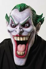 HALLOWEEN ADULT BATMAN THE JOKER  LATEX MASK  PROP