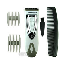Cordless Rechargeable Men's Electric Shaver Razor Beard Hair Clipper Trimmer Kit