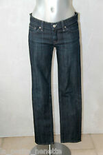 joli jeans femme SEVEN FOR ALL MANKING roxanne TAILLE 36/38 (26) excellent état